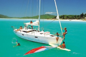 016774	Australian Bareboat Charters/ Whitsunday Rent-a-Yacht, Shute Harbour